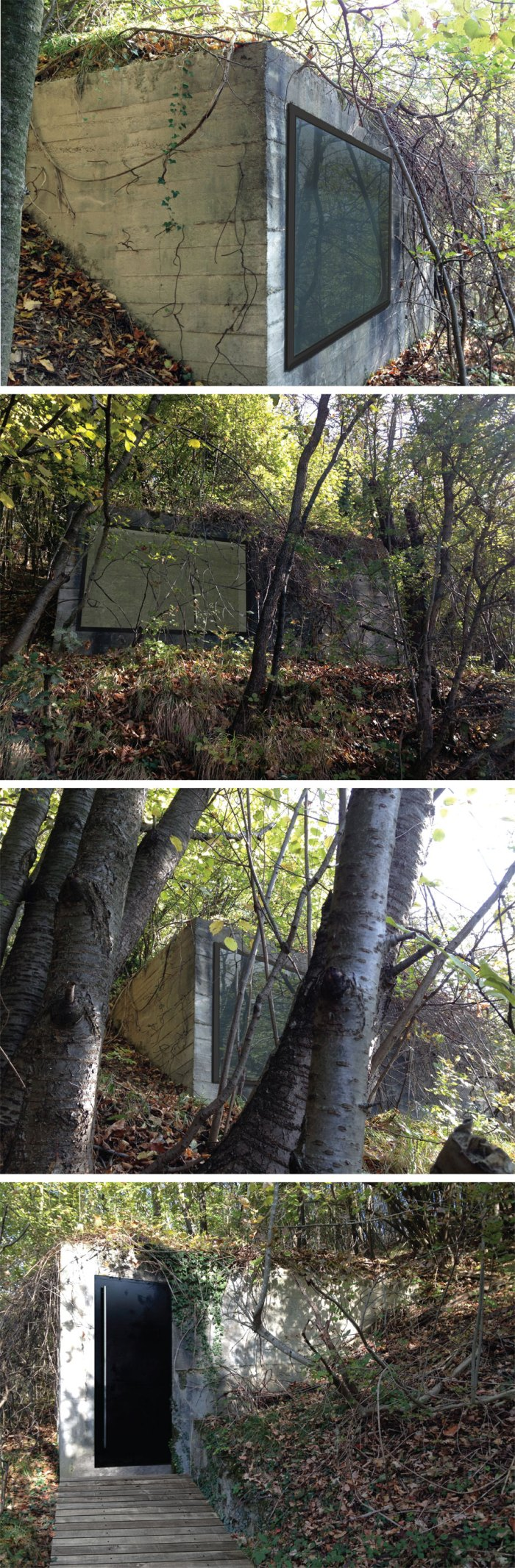 moja cabin